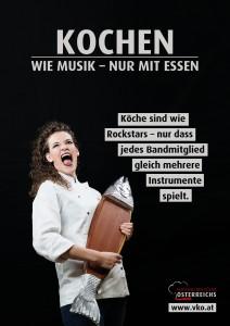 Kampagne Wie musik nur mit essen A4 2