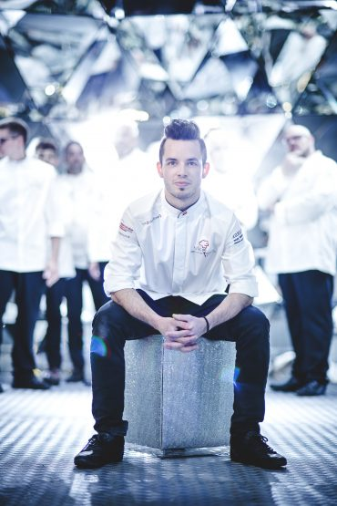 KM. Michael Ploner |1993 | Chef-Rotisseur & Saucier